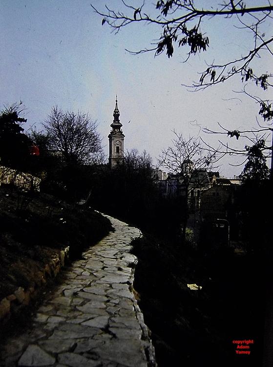 B1 BEOGR 82 Kalmegdan path