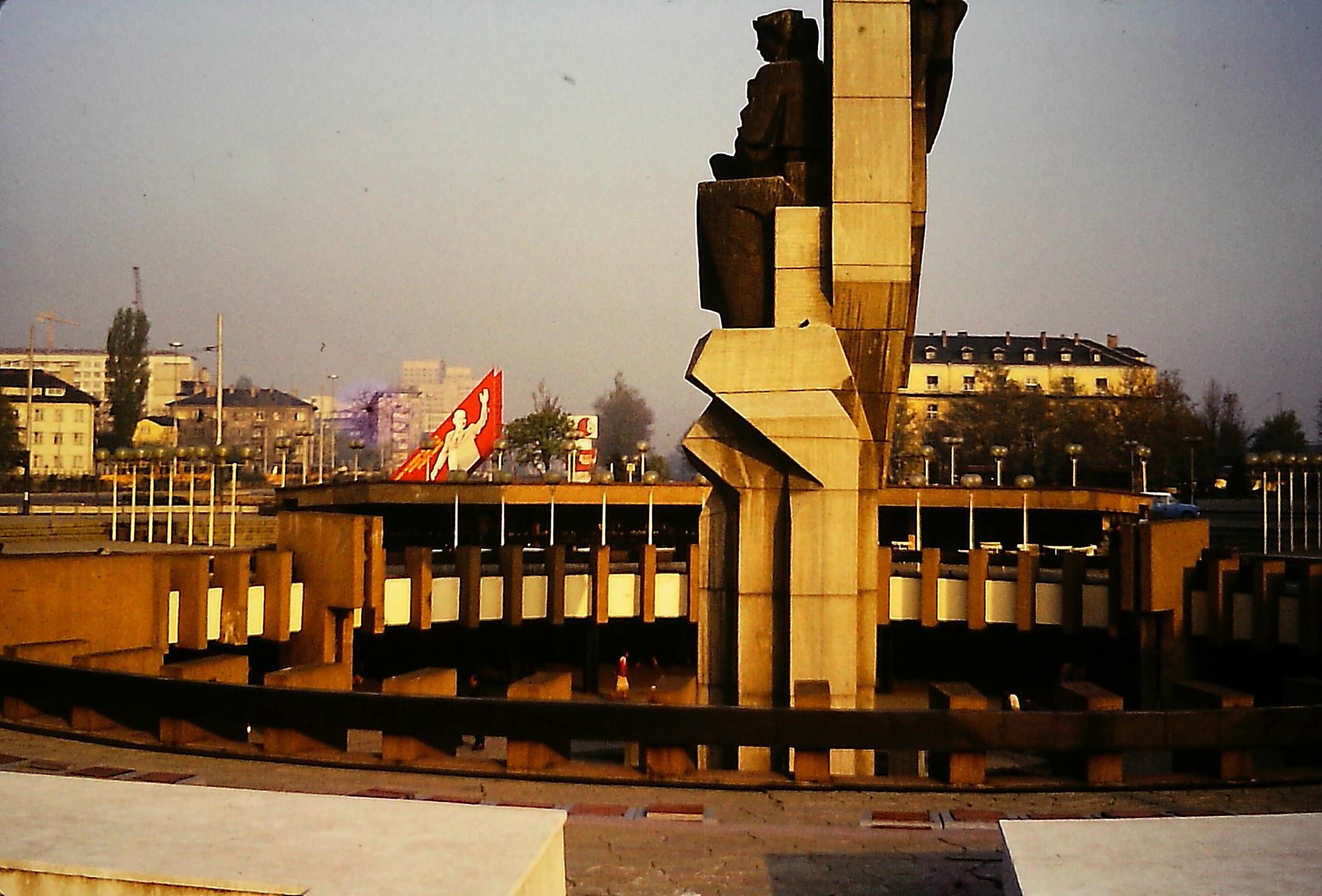 BULG 1a Sofia Station