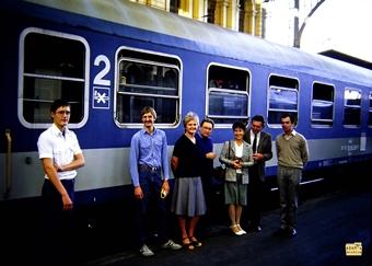 BUDAPEST KEL PU 83 Farewell 2