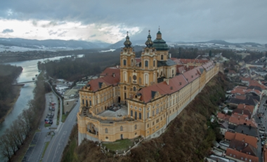 V Melk Abbey BLOG